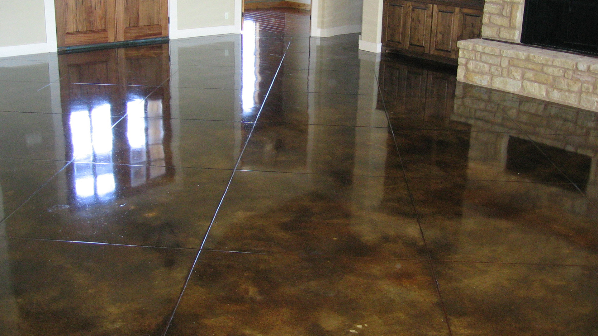 Precision Concrete Staining & Engraving LLC